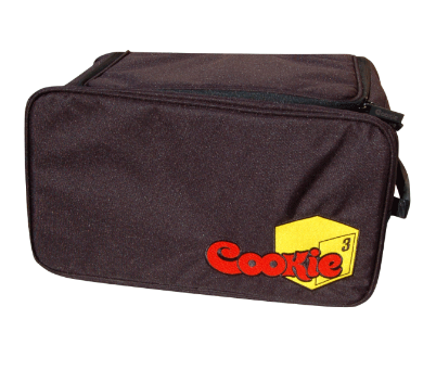 Take a tour of the Cookie cube helmet bag