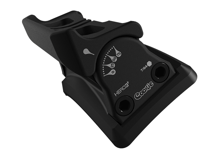 Cookie G3 Roller Mount Skydiving Camera Mount Cookie Composites