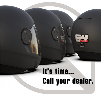 It's Time. Call your dealer.